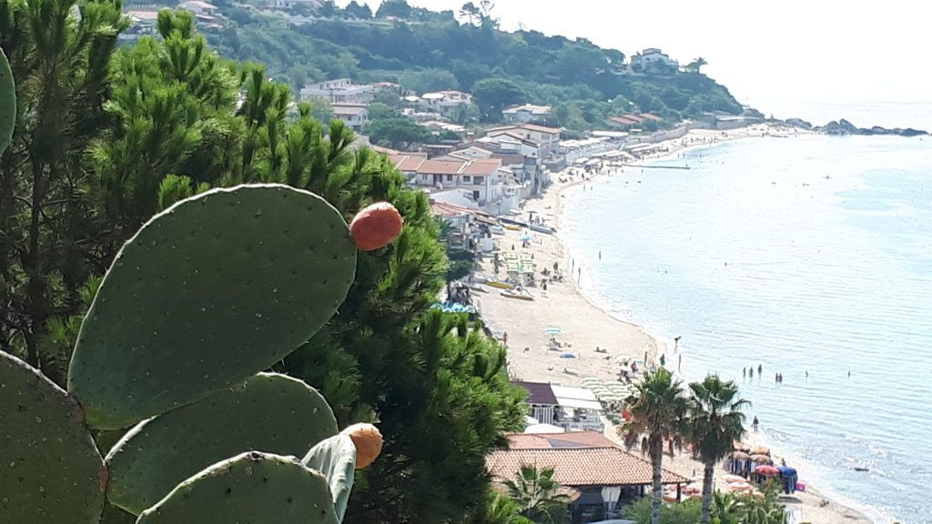 Stranden i Santa Maria.